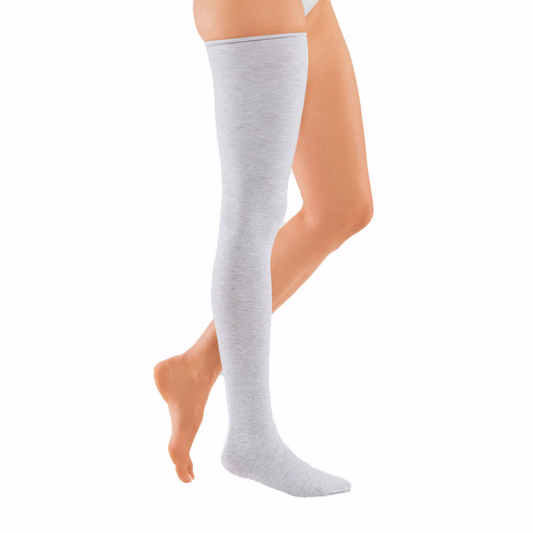 CircAid Comfort Silver Thigh High Socks