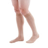 Medi Duomed Advantage Soft Opaque Closed Toe Knee Highs - 20-30 mmHg - Beige
