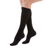 Medi Duomed Freedom Patterned Closed Toe Knee High Socks - 20-30 mmHg - Black