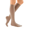Medi Comfort Closed Toe Knee Highs -15-20 mmHg - Natural