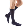 Medi for Men Knee High Classic Socks - 15-20 mmHg - Navy