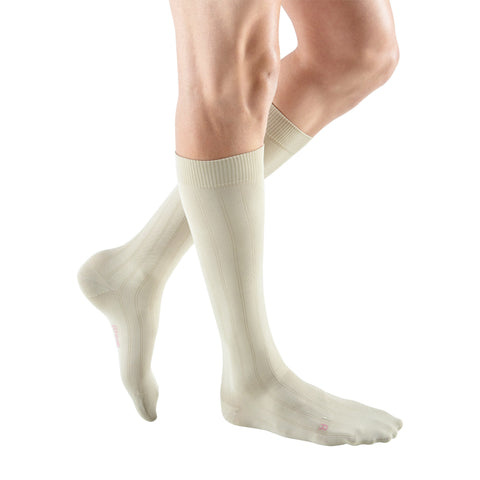 Medi for Men Knee High Classic Socks - 15-20 mmHg