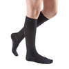 Medi Comfort Closed Toe Knee Highs -15-20 mmHg - Black