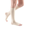 Medi Comfort Open Toe Knee Highs - 30-40 mmHg - Wheat