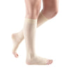 Medi Sheer & Soft Open Toe Knee Highs -15-20 mmHg - Wheat