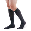 Medi for Men Knee High Classic Socks - 8-15 mmHg - Grey