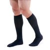 Medi for Men Knee High Classic Socks - 8-15 mmHg - Navy