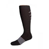 Sigvaris 401 Athletic Recovery Knee High Socks  - 15-20 mmHg - Black