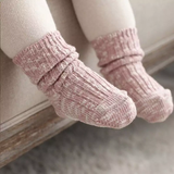 Ribbed Socks *  4 COLORS!