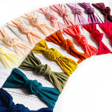 Knot Headwraps *  MANY COLORS!