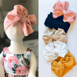 Large Waffle Floppy Bow Headwraps  *  5 COLORS!
