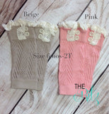Baby Legwarmers- 3 Colors!