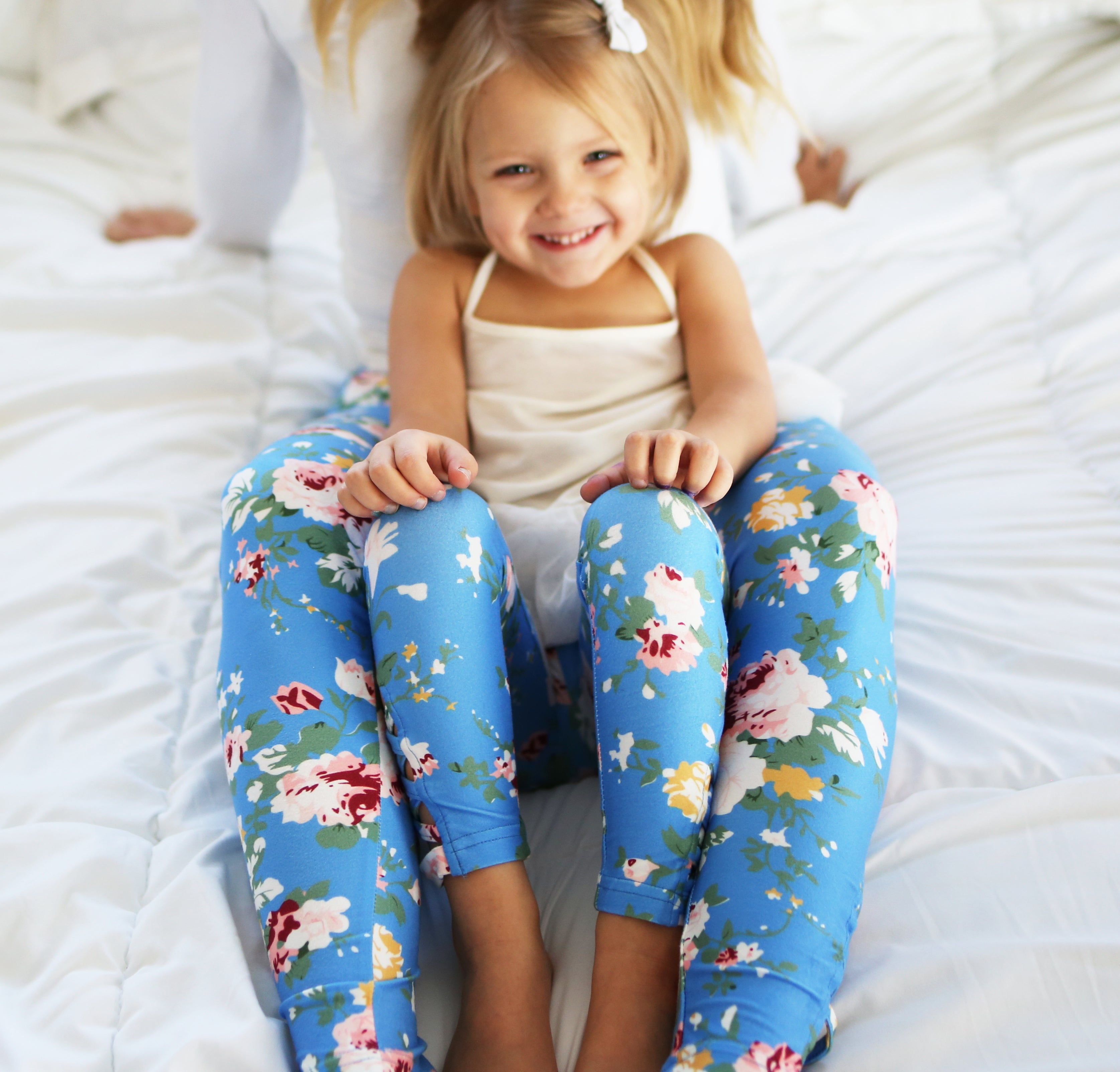 Mommy And Me Criss Cross Leggings - 9 Colors!