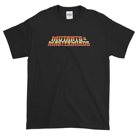 Mutants & Masterminds Logo Short-Sleeve T-Shirt