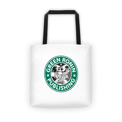 Coffee Ronin Weather Resistant Tote Bag