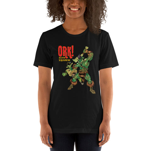 Ork! The RPG Short-Sleeve Unisex T-Shirt
