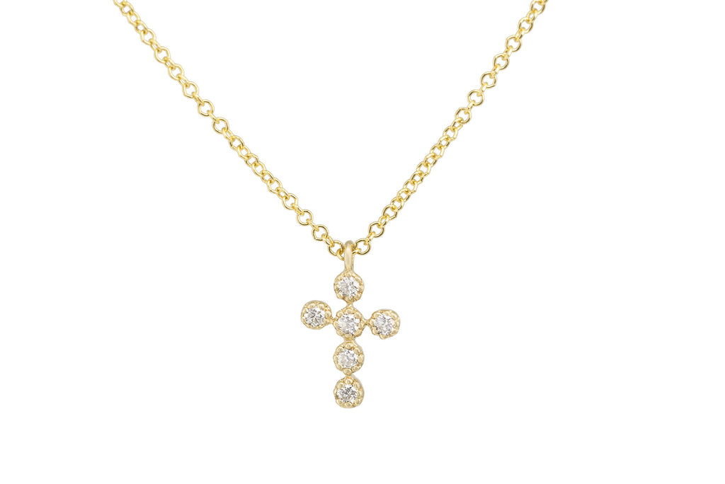 Ella Cross Pendant