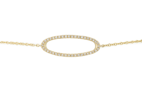 Olivia Bracelet Yellow Gold
