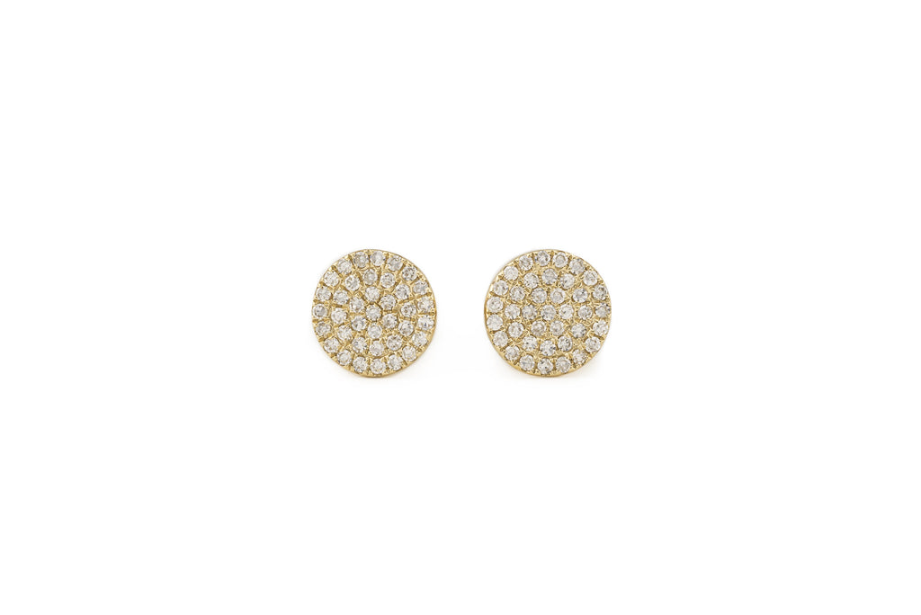 Veronica Disc Earings