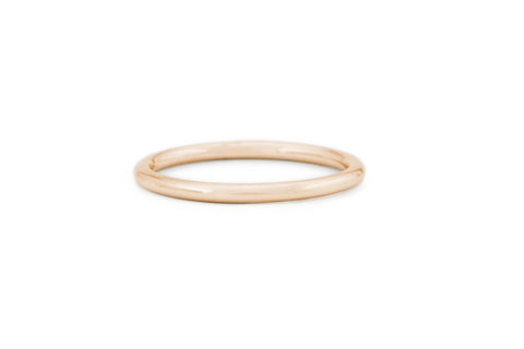 Rose Gold Solid Band