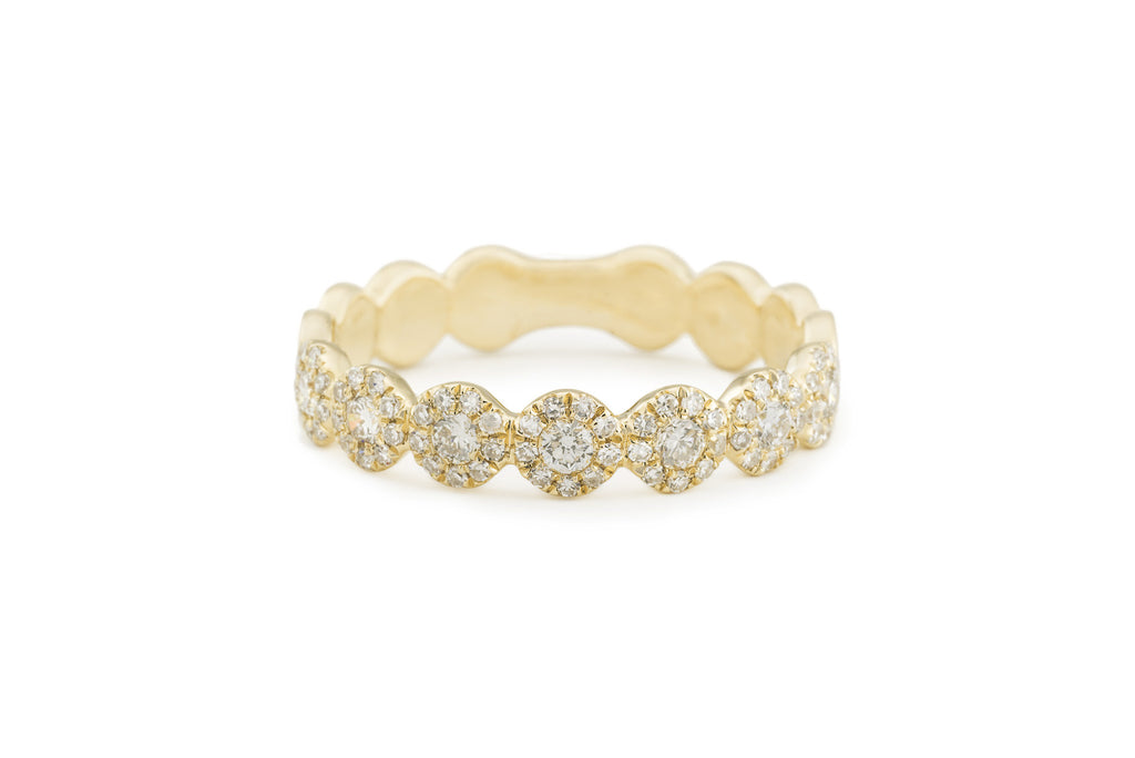 Rosie Diamond Stacking Band