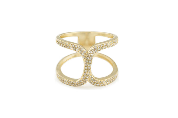 Georgie Diamond Ring