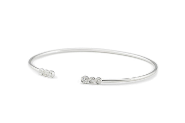 Millie Diamond Cuff