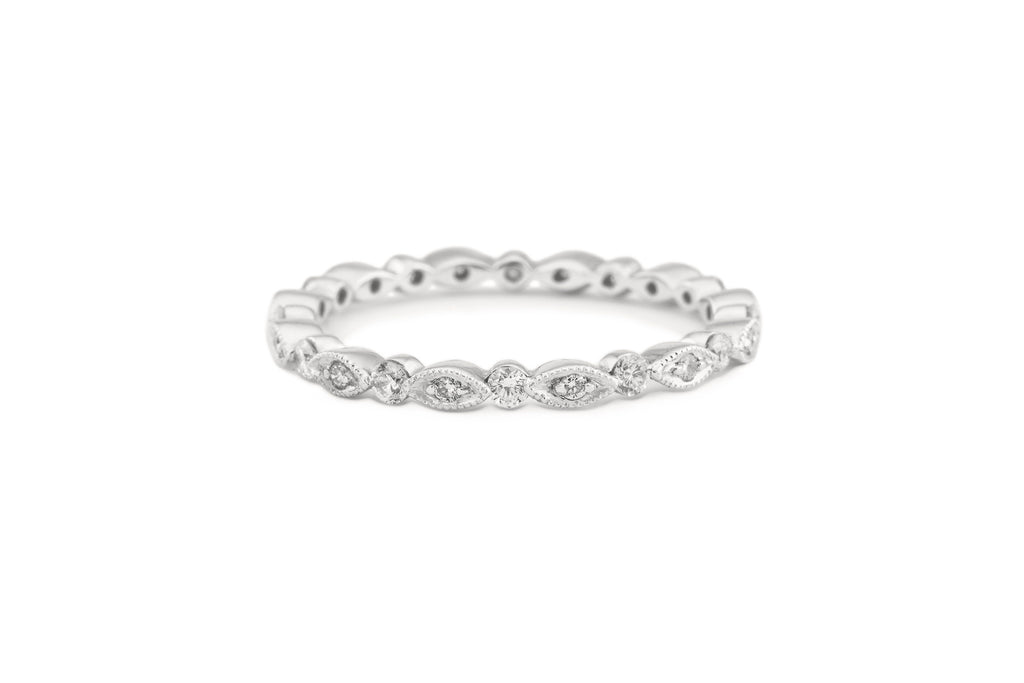 Charites Diamond Eternity Band