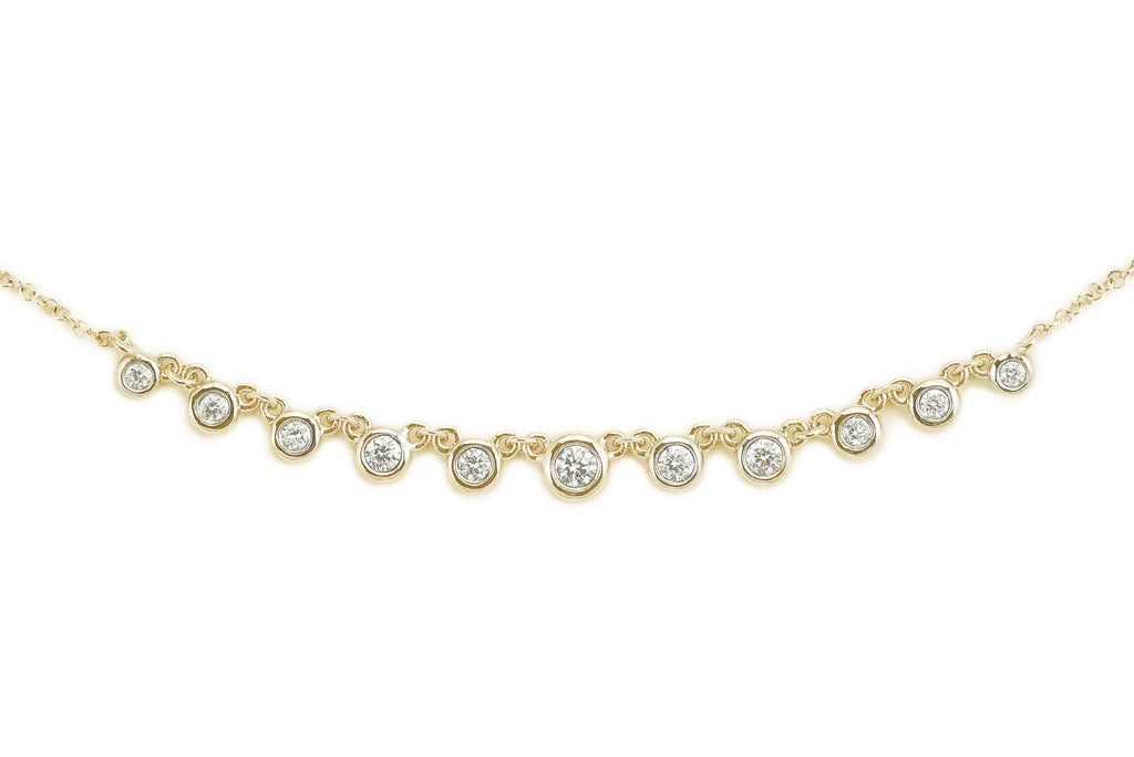 Kiera Diamond Necklace