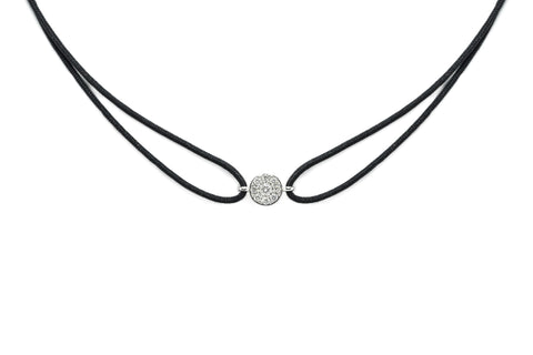 Aida Diamond Choker Necklace