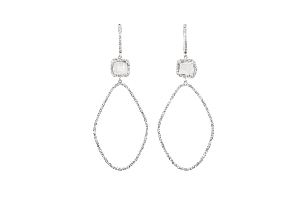 Sheryl Diamond Earring