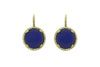 Hera Lapis Earrings