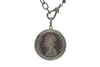 Queen Victoria 1889 Coin Necklace