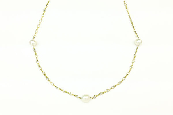 Cee Cee Pearl Necklace