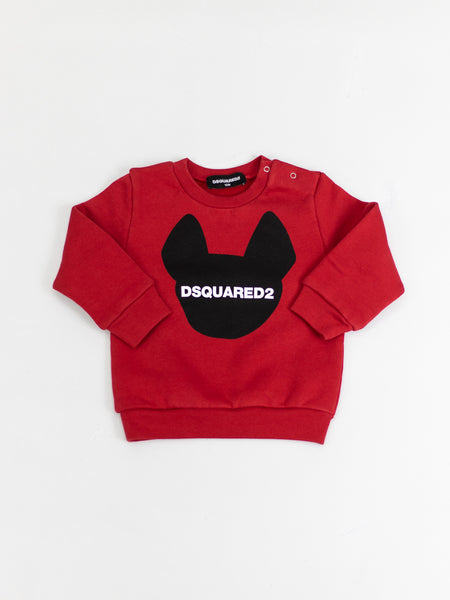 DSQUARED | DOG SWEATSHIRT