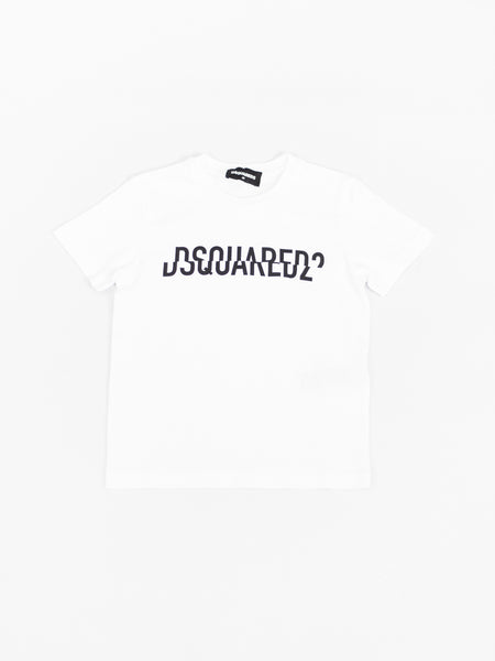 DSQUARED | INTERRUPTED T-SHIRT