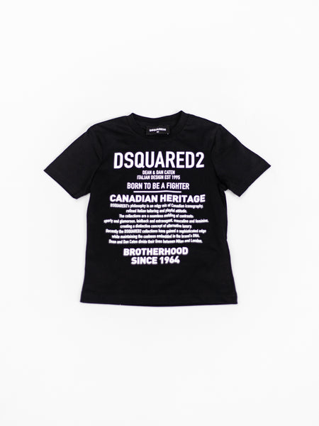 DSQUARED | CANADIAN HERITAGE T-SHIRT