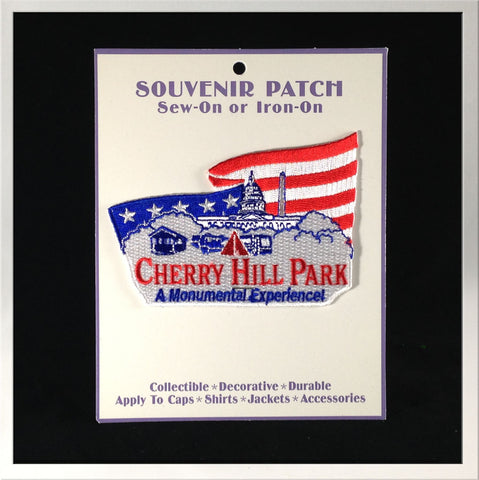 CHP Logo Souvenir Patch