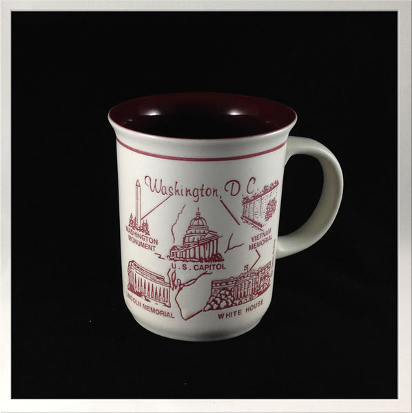Coffee Mug - DC Embossed