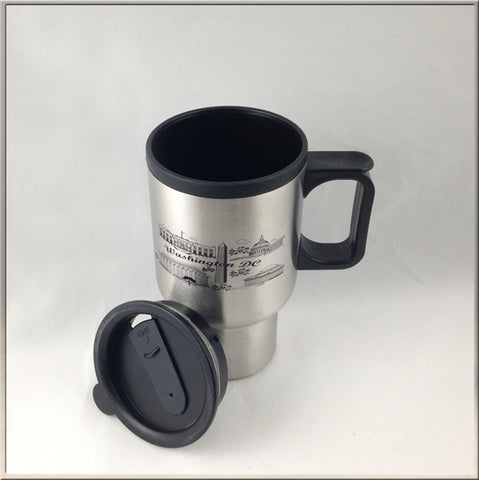 Cup, Insulated DC Imprinted