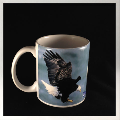 Coffee Mug - DC Eagle