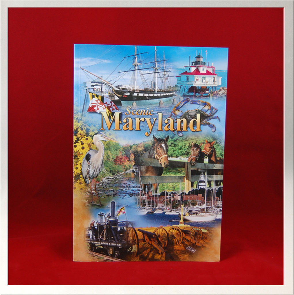 Book, Illustrated - Scenic Maryland