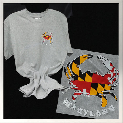 T-Shirt, Maryland Crab