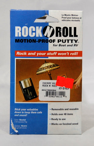 ADHESIVE, MOTION PROOF PUTTY
