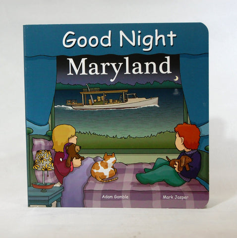 Good Night Maryland Children's Book