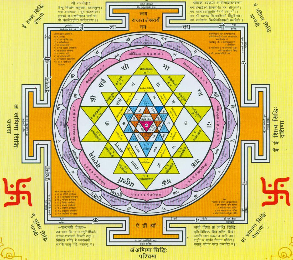 YANTRAS: MEANING, TYPES AND BENEFITS – KalyanPuja