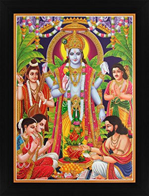 SATYANARAYAN PUJA : IMPORTANCE AND BENEFITS