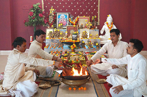 Book Pooja@Home(Only Delhi-NCR)