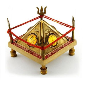 Baglamukhi Ma Yantra Chowki Protection against evil