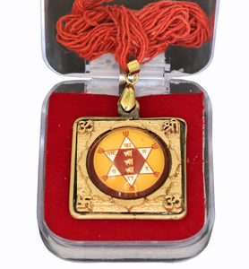 baglamukhi locket